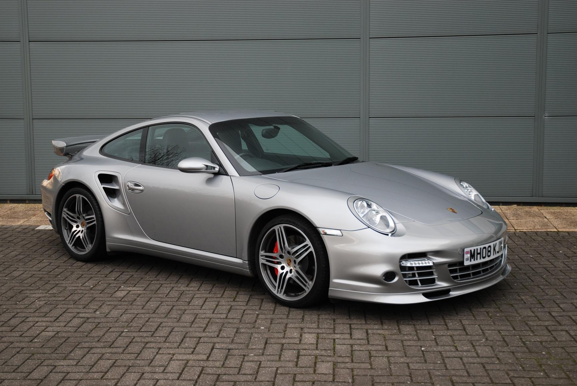Porsche 911 997 Turbo Tiptronic Coupe For Sale Tech 9