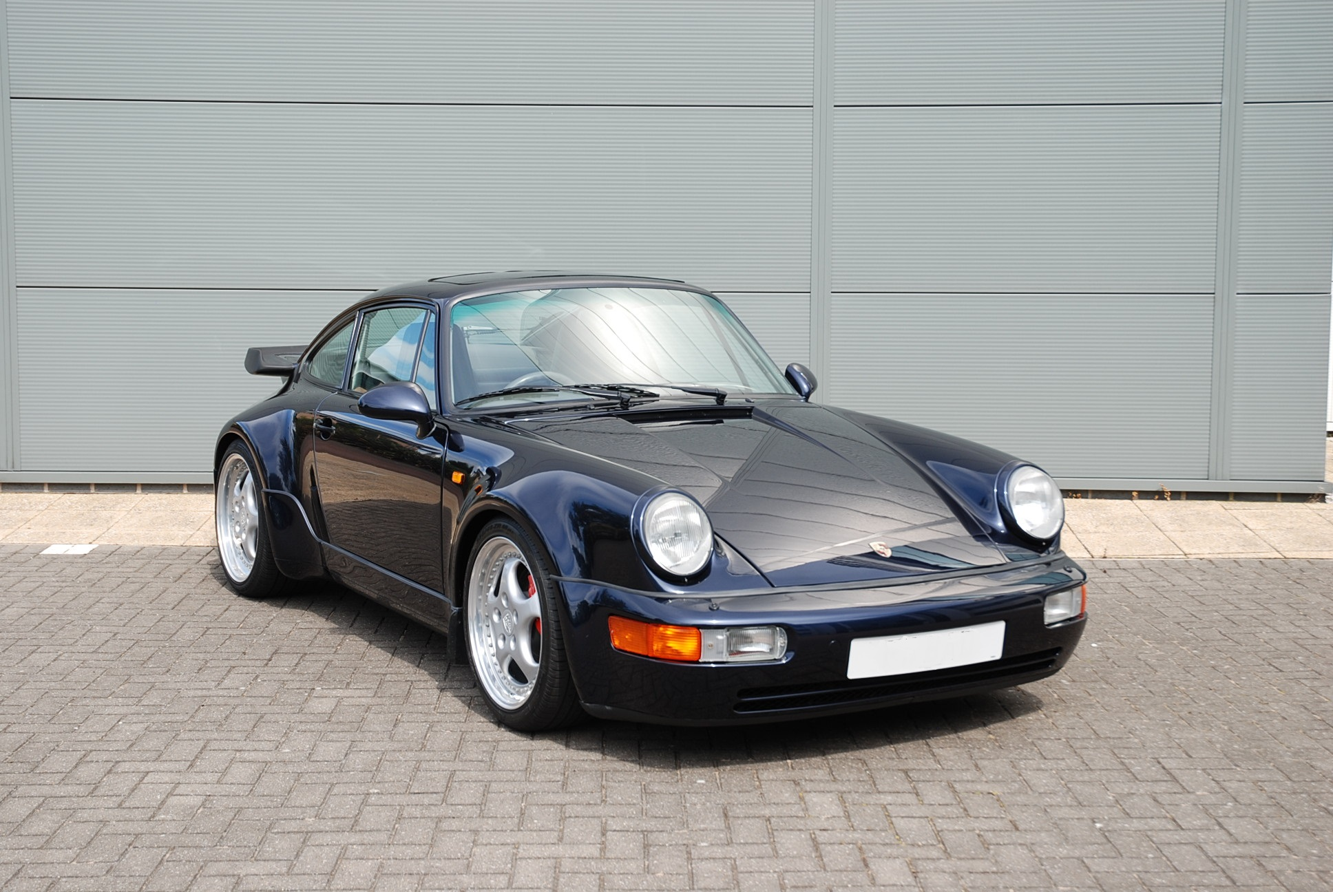911 Targa 4s >> Porsche 911 (965) Turbo 3.6 For Sale | Tech 9