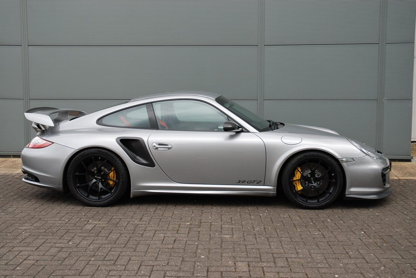 Porsche 911 997 Gt2 Tech 9