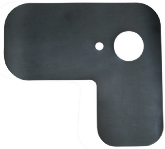 Protective Flap For Fuel Filler Neck