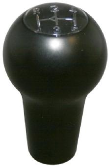 Gear Knob 5 Speed Glossy Black