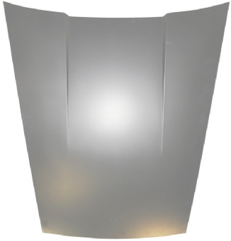 ALU Bonnet On Steel Frame (FOR RACING CARS ONLY †FRAGILE ALU MATERIAL, TOTAL WEIGHT 8.05 KG)