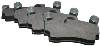 Brake Pad Set Rear 16.7MM