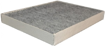 Filter, Interior, Activated Carbon