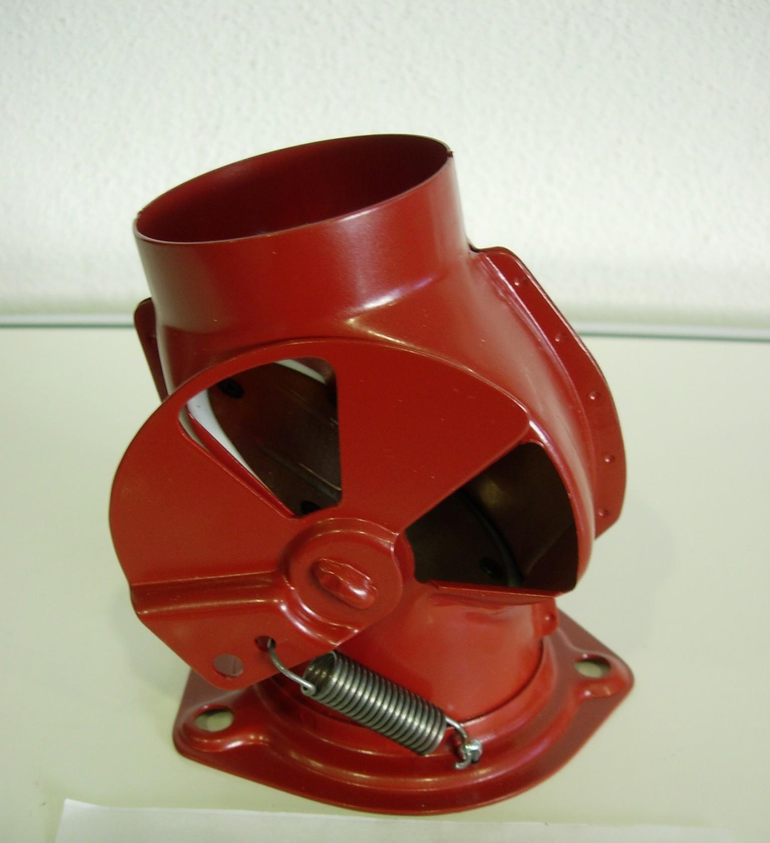 Control Unit Left - Red