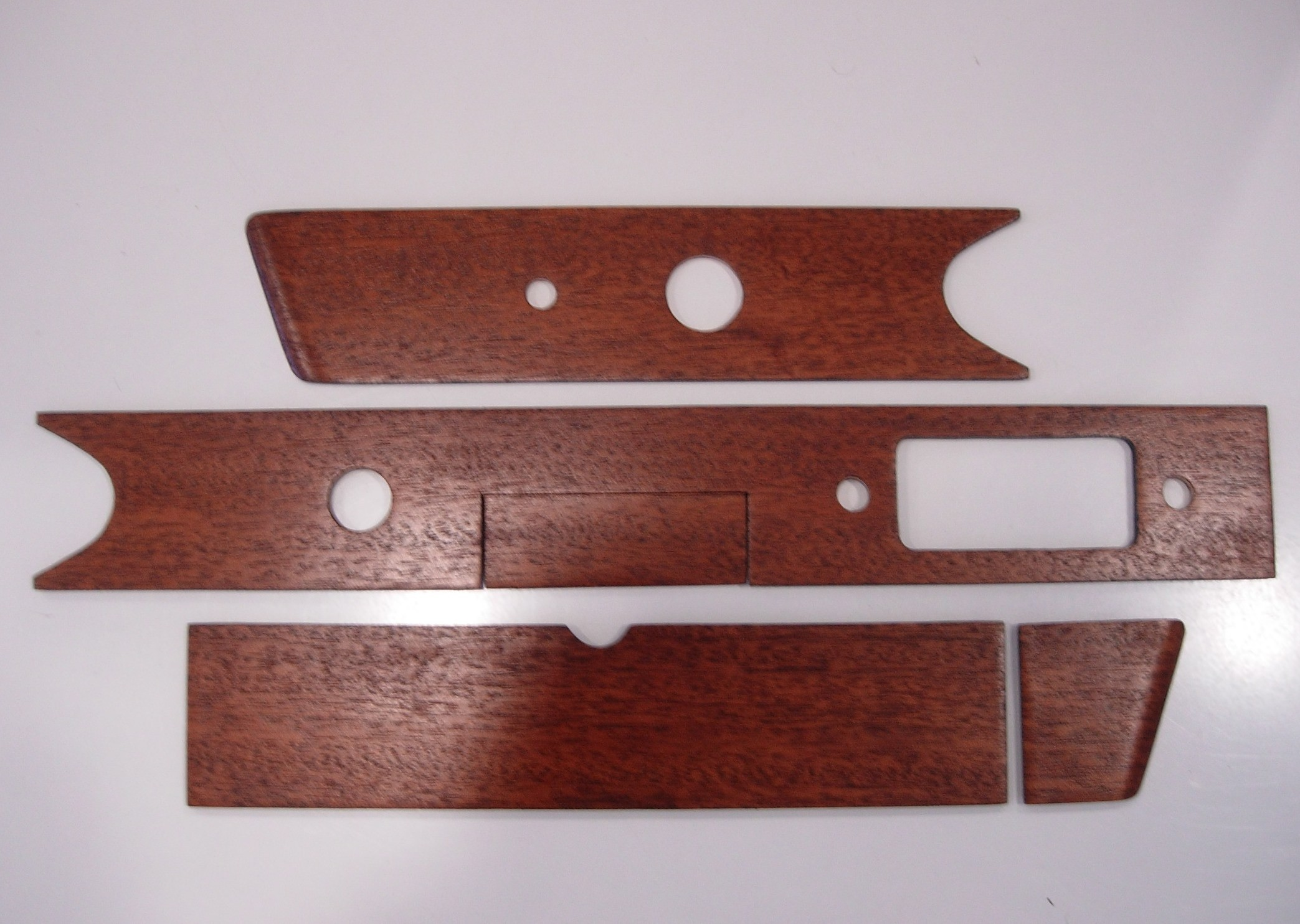 Dash Panel Wood