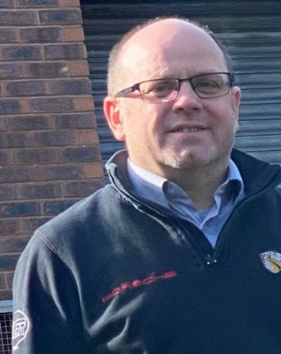 Mark Evans Parts Manager at Tech 9 Independent Porsche Specialist